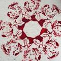 pochoir Mandala