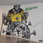 street art bilbiothèque Lyon