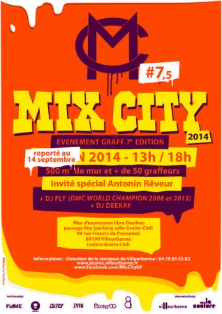 mix city villeurbanne