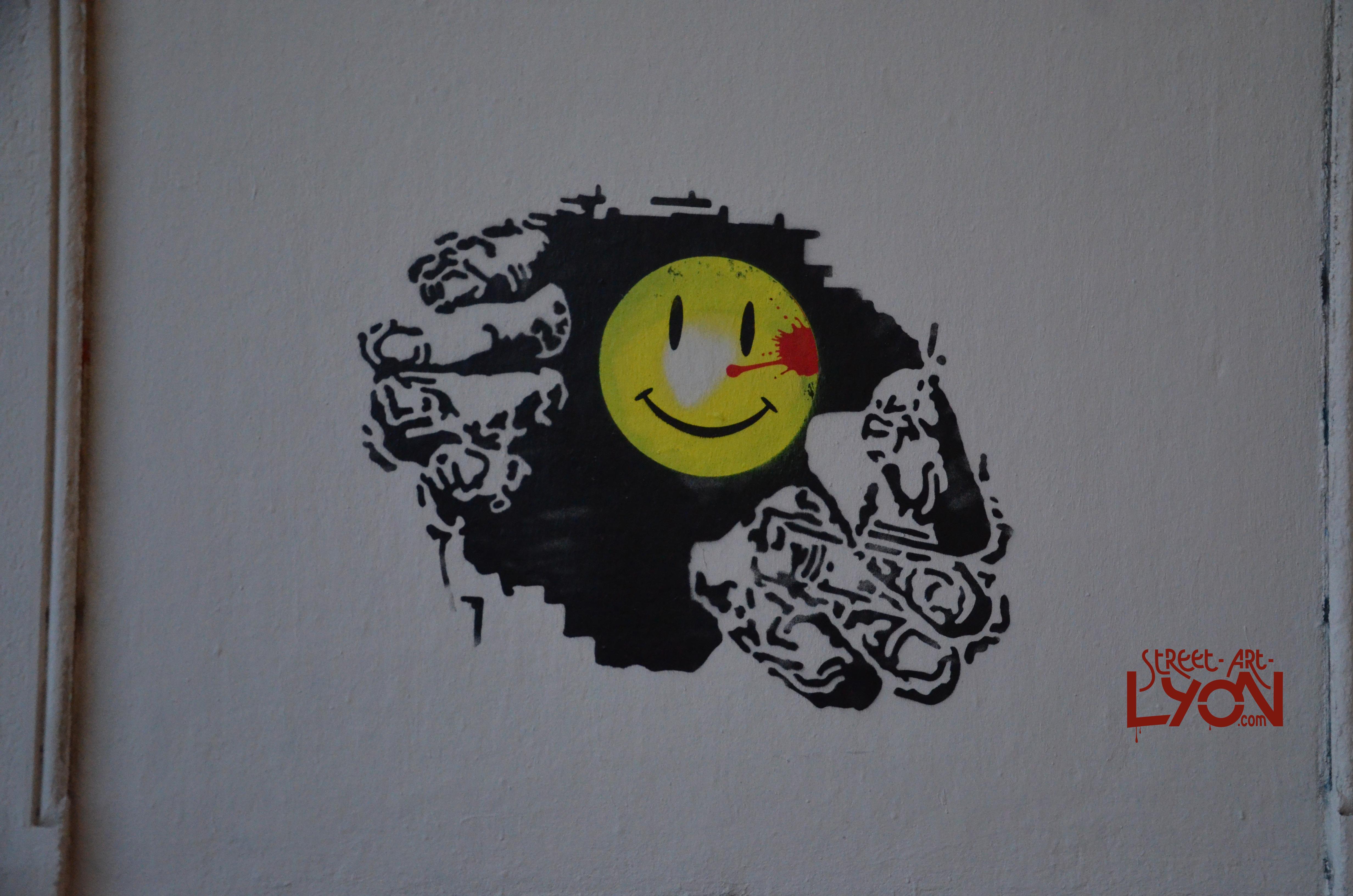 Kilroy-smiley
