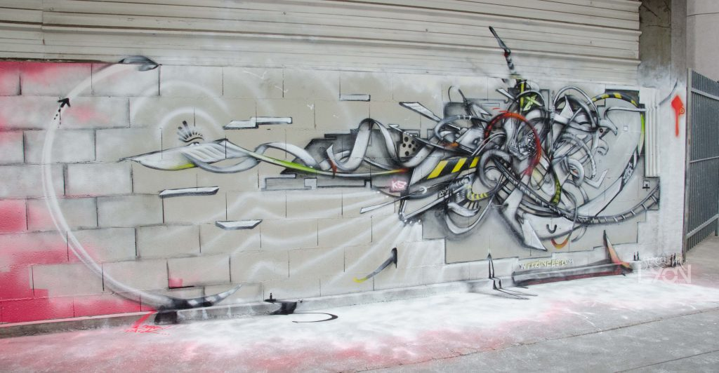 rezine - graffik art