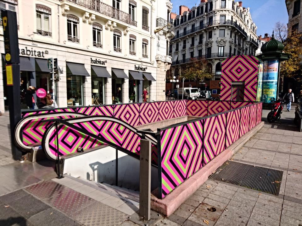reko-Parking republique Lyon