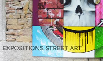 Calendrier des événements Street-Art à Lyon